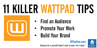 How To Make A Cover For Wattpad 11 Killer Wattpad Tips To Help You Find An Audience