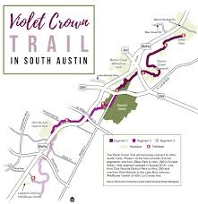 Greenbelt Austin Map by Here U0027s What U0027s Going On With The Violet Crown Trail Community