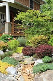 landscaping with river rock u0026 dry river rock garden ideas river