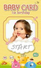 card invitation design ideas baby birthday invitation cards