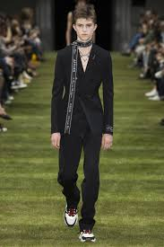 dior homme spring summer 2018 menswear collection high fashion