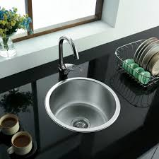 kitchen deep stainless steel sink best faucet brands shallow most