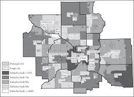 The Dakota Floor Plan by Rise Of Suburban Poverty Oxford Handbooks