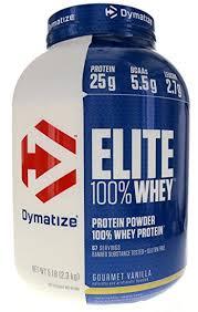 Dymatize Elite Whey 10 Lbs dymatize elite whey protein vanilla 1er pack 1 x 2280 g