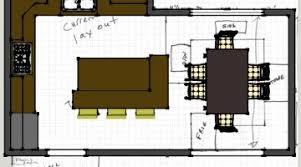 kitchen with island floor plans smart kitchen floor plans island design ideas kitchen island