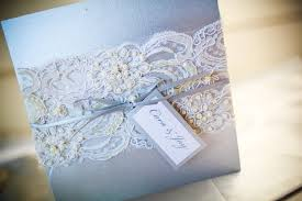 Invitation Cards Design With Ribbons Wedding Invitations Lace Wedding Invitations Lace And The Wedding