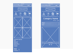 10 wireframing examples for web u0026 mobile design inspiration