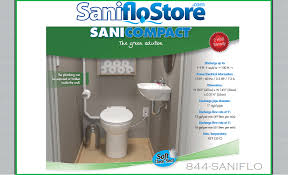 18 best upflush macerating toilets saniflo sanicompact 48 all in one macerator and toilet