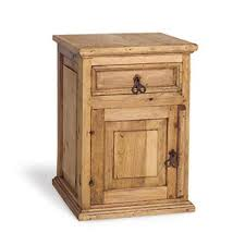 rustic pine end table santa fe rustic end tables nebraska furniture mart