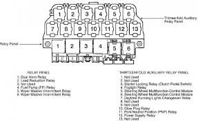 2000 vw beetle relay diagram image details
