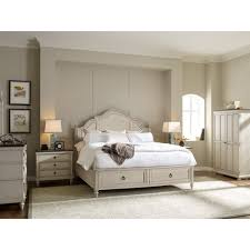 Modern White Bed Frame Bedroom Furniture White Classic Nightstand Classic Beds White