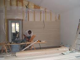 bardage bois chambre lambris séjour maison ossature bois deschs christophe tirode