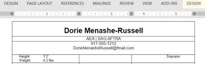 Emailing Resume Best Solution On How To Send An Actor Headshot U0026 Resume Via Email
