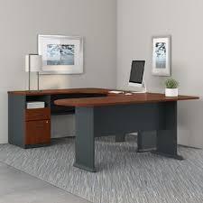 Desk U Shaped U Shaped Desks You Ll Wayfair