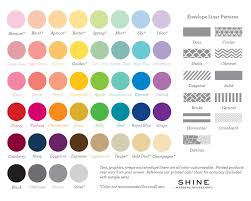 what u0027s your wedding color palette u2013 wedding invitations