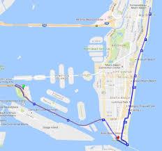 Google Maps Miami Beach by Miami Beach Halloween Half Marathon World U0027s Marathons