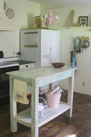 small kitchen makeover in a mobile home