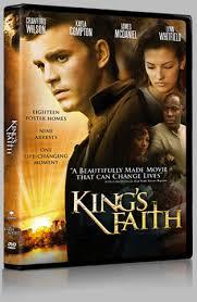 king u0027s faith buy the dvd