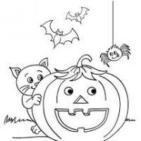 image halloween color page holiday coloring pages and seasonal