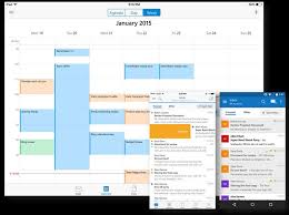 outlook web app android microsoft rolls out new outlook apps for ios and android zdnet