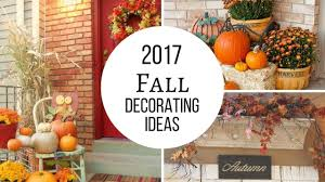 Fall 2017 Home Decorating Trends and Ideas