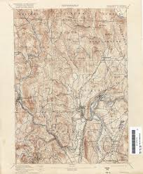 International Date Line Map Massachusetts Historical Topographic Maps Perry Castañeda Map