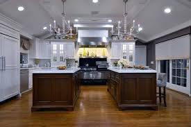 kitchen with 2 islands kitchens with 2 islands kitchen with two black islands white