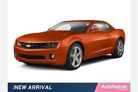 2012 orange camaro used chevrolet camaro for sale special offers edmunds