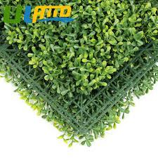aliexpress com buy uland plastic artificial hedges leaves 3 sqm
