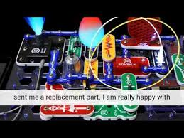 snap circuits lights electronics discovery kit snap circuits lights electronics discovery kits youtube