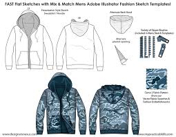 mens flat fashion sketch templates my practical skills my