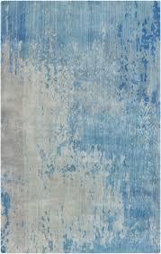 watercolor cobalt light gray area rug cobalt gray and lights