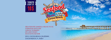 Port Canaveral Florida Map by Seafood Festival