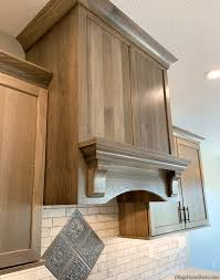 hickory grey stained kitchen cabinets hickory morel finish kitchen with gray island home