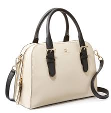 kate spade cove street colorblocked small felix ostrich egg