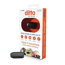 android compatible simple matters ditto vibrating notification device