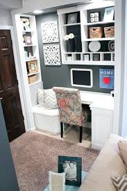 Ideas For Office Space Office Closet Ideas Closet Office Space 5 Home Office Closet