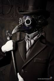 venetian doctor mask steunk plague doctor mask dr beulenpest by tombanwell on etsy