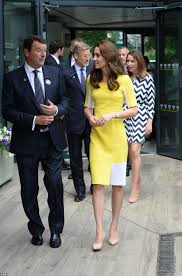 duchess kate duchess kate recycles emilia wickstead dress kate middleton duchess of cambridge recycles dress for wimbledon