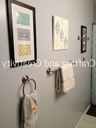 grey and yellow shower curtain unique wall mirror three holes