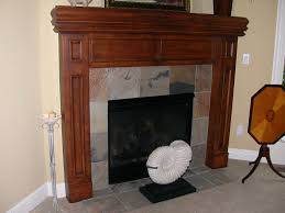 your fireplace is begging to be a focal point the magic brush