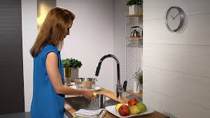 modern taps for kitchen hansgrohe kitchen mixers focus single lever kitchen mixer 240
