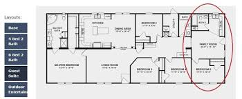 homes with 2 master bedrooms 3 manufactured and modular homes with two master suites clayton