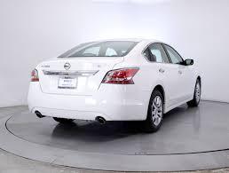 nissan altima for sale florida used 2015 nissan altima s sedan for sale at miami fl 82678