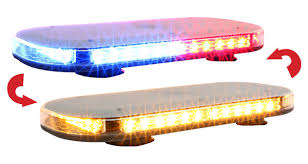 mini bar lights for cars and emergency vehicles