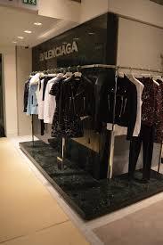 balenciago harrods retail design u0026 project management