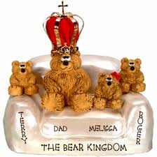 personalized teddy gifts for with all family bears