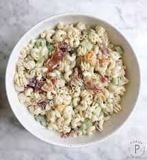 Pasta Salad Mayo by Blt