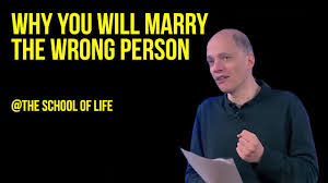 Marriage Caption Why You Will Marry The Wrong Person Youtube