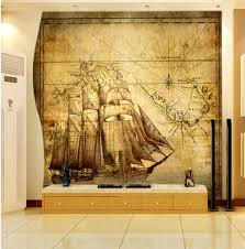 aliexpress com buy vintage nautical maps wall mural custom aliexpress com buy vintage nautical maps wall mural custom wallpaper according to your wall dimensions wallcovering the price per one square meter from